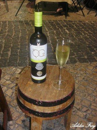 Alfaia Garrafeira: Vinho verde