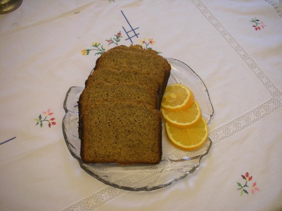 Isabel's Bed and Breakfast : Banana bread