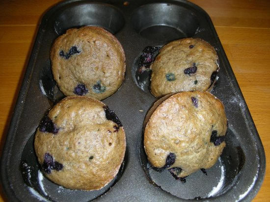 Isabel's Bed and Breakfast : muffins