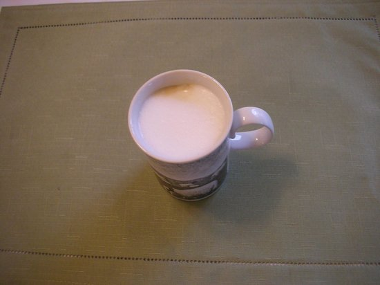 Isabel's Bed and Breakfast: coffee