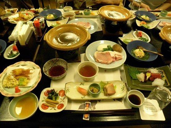 Hotel Green Pearl Nasu : 1