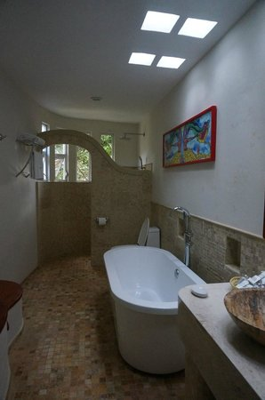 Guayaba Inn: Bathroom
