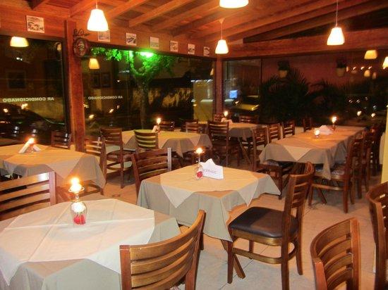 Bucéfalus Restaurante Grill: seja bem vindo