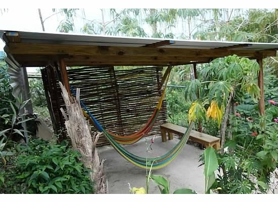 Judy House Cottages and Rooms: Hammocks