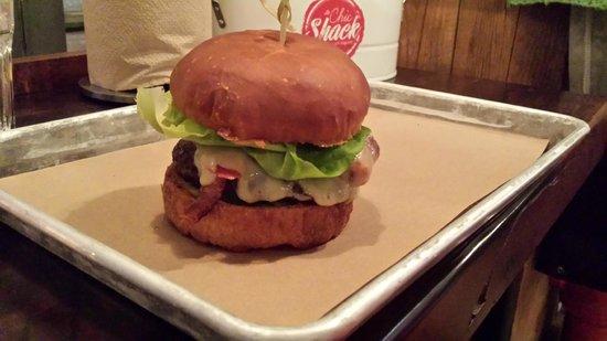Le Chic Shack : Le Chic Burger