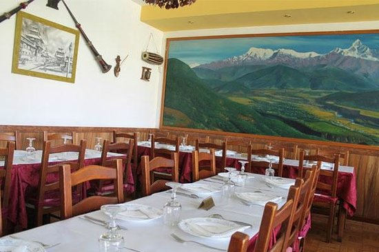 Restaurante Everest Montanha