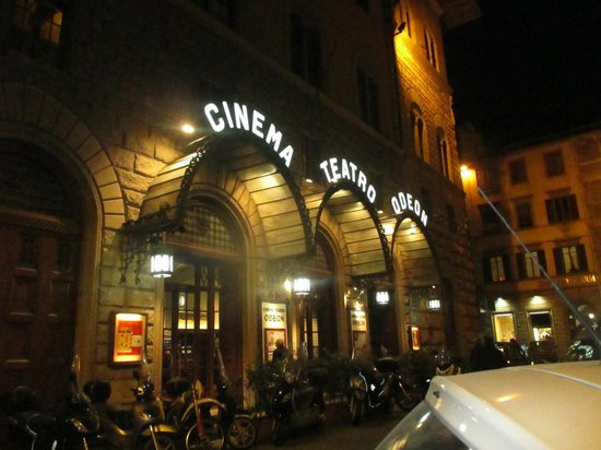 ‪Cinema Odeon Firenze‬