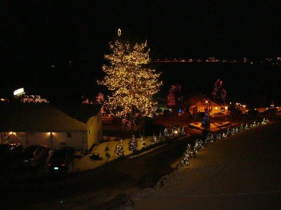 Mirror Lake Inn Resort & Spa: From balcony