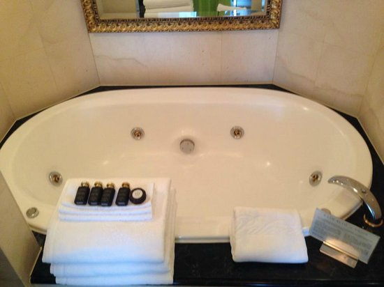 Palazzo Versace: spa bath