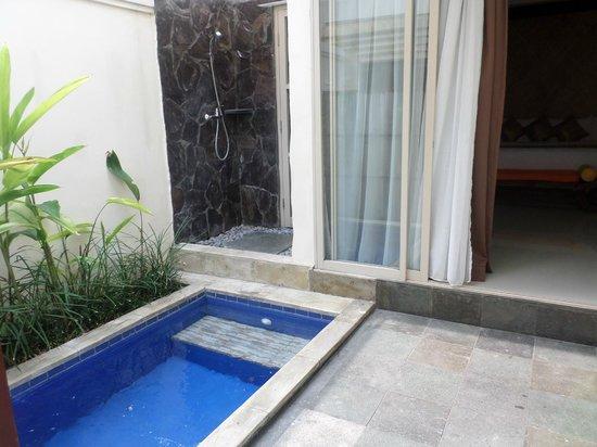 BEST WESTERN Kuta Villa : Plunge Pool