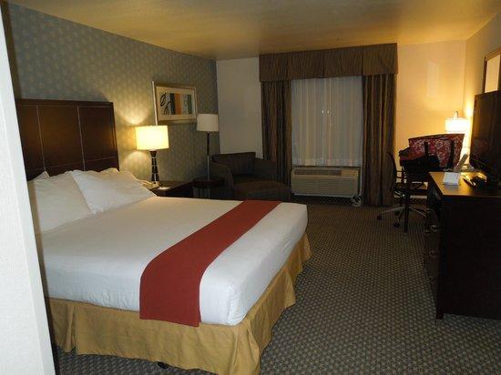 Holiday Inn Express Hermosa Beach : Updated room