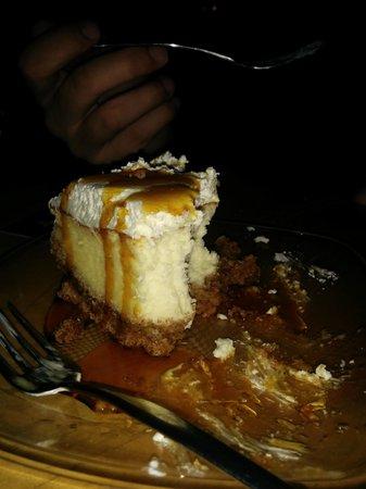 Clandestino ad Ortigia: cheese cake al clandestino