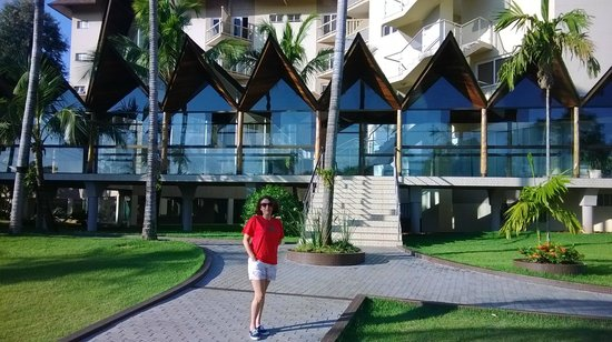 Recanto Cataratas Thermas Resort & Convention : Cris - SP
