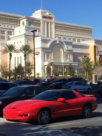 The Grandview at Las Vegas: South Point Casino next door