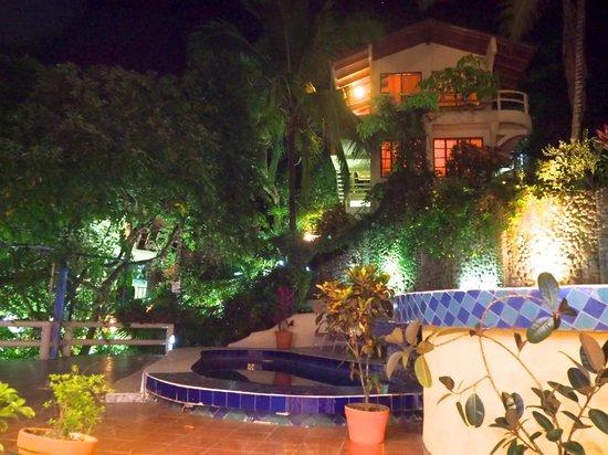 La Colina Steak House : Pool area