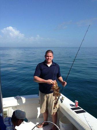 Carole Ann II Private Fishing Charters: Catching Fish