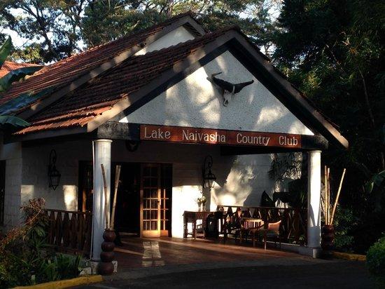 Lake Naivasha Country Club-Sun Africa Hotels: Entrance