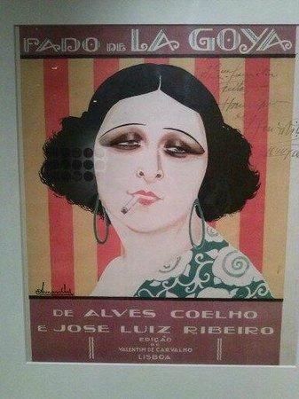 Museu do Fado / Fado Museum: Great Old Posters