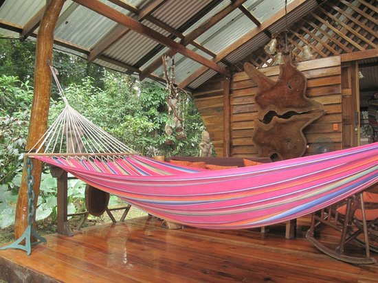 Congo Bongo Boutique Guest Houses: favorite resting spot in the dream house