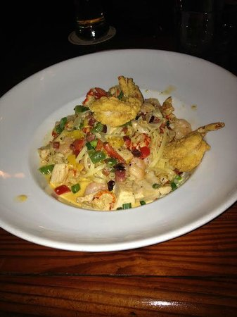 Crescent City Brewhouse : Seafood Pasta
