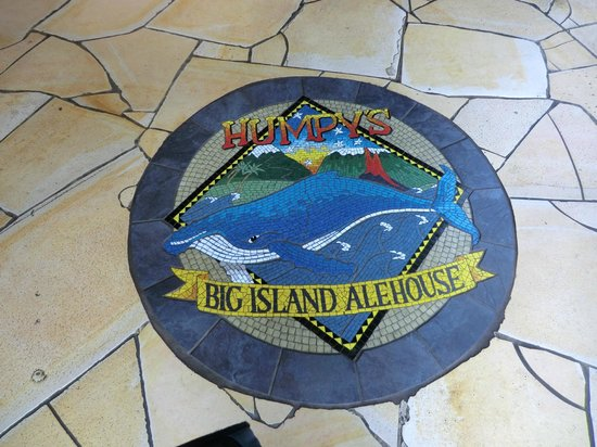 Humpy's Big Island Alehouse: logo