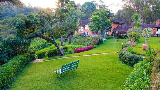 Sunbird Ku Chawe: Ku Chawe Inn Garden