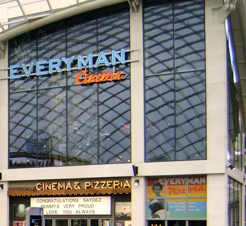 Everyman Cinema Leeds: Exterior