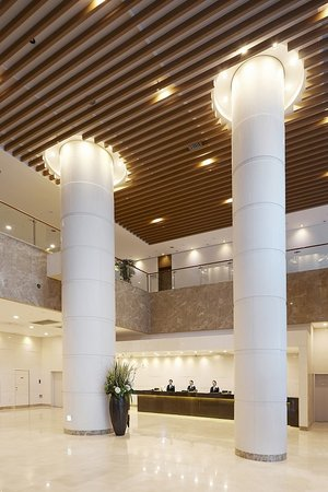 Orakai Songdo Park Hotel: Lobby