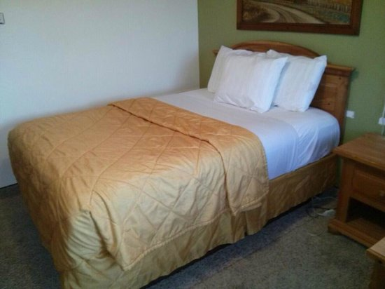 Western Motel: single Queen  non- smoking room