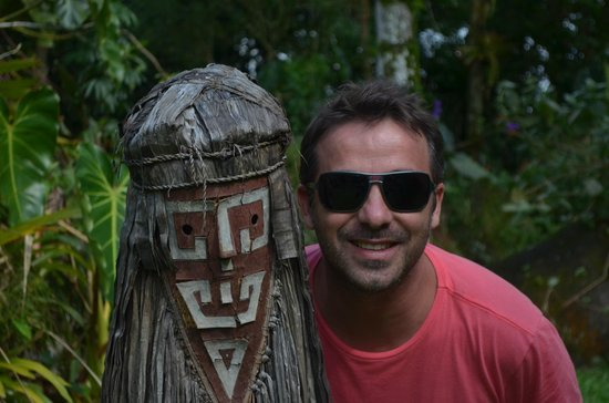 Casa de Bambu: LEONARDO RODRIGUES