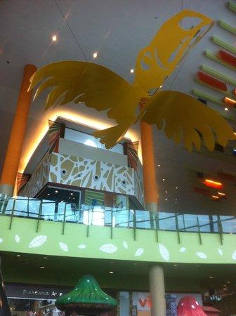 Manauara Shopping : Hall de entrada