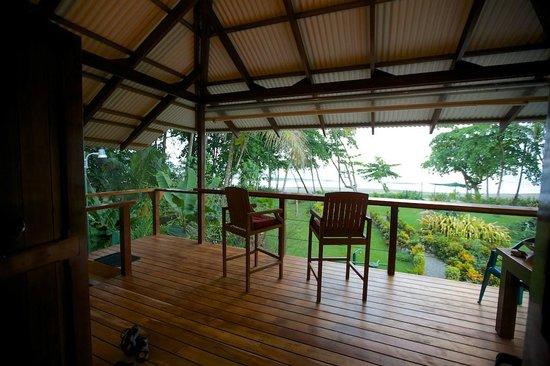 Villas Serenidad: porch