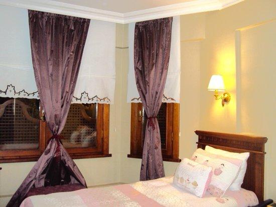 Emine Sultan Hotel: Interior de la habitacion