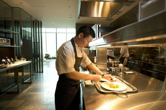 Conrad Tokyo: Chef Shinya Maeda