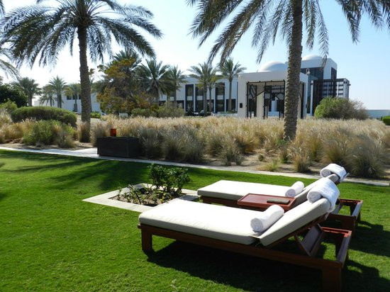 The Chedi Muscat – a GHM hotel: My Beach Chairs