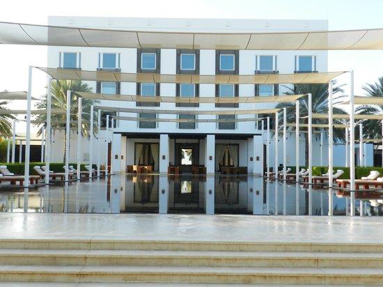 The Chedi Muscat – a GHM hotel: Serai Pool
