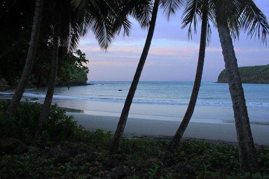 La Sagesse Hotel, Restaurant & Beach Bar: View from Ocean Suite