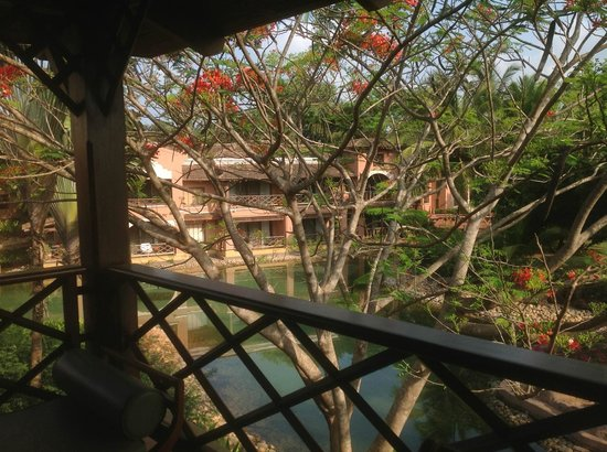 Park Hyatt Goa Resort and Spa: a view from the room