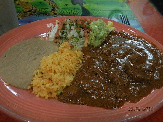 Taqueria Mexico #1: Carne Guisada