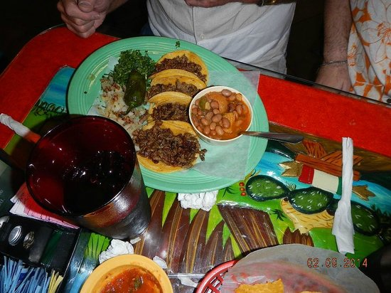 Taqueria Mexico #1: Taquitos