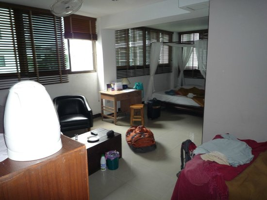 The Best Bangkok House: Трёхместный номер
