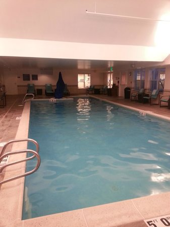 Residence Inn North Conway: Mineral pool