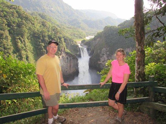 Biking Dutchman : San Rafael Falls