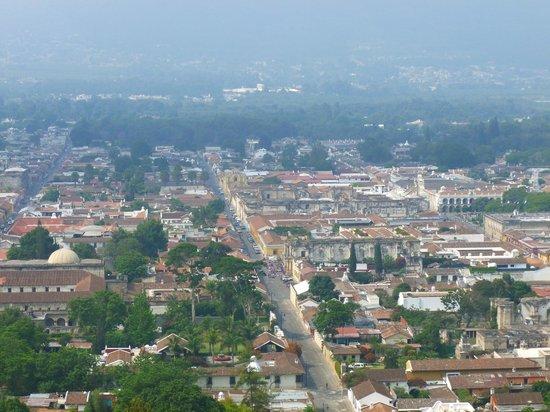 Cerro de la Cruz: Vista desde el cerro