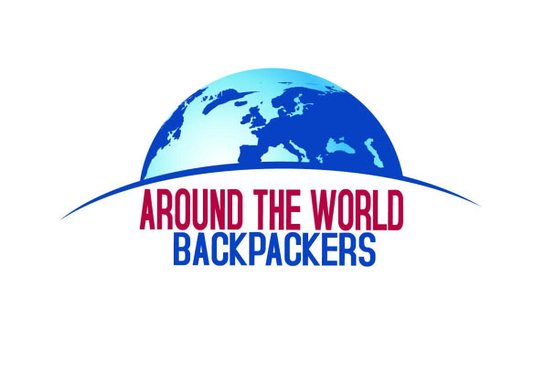 Around the World Backpackers: Our logo