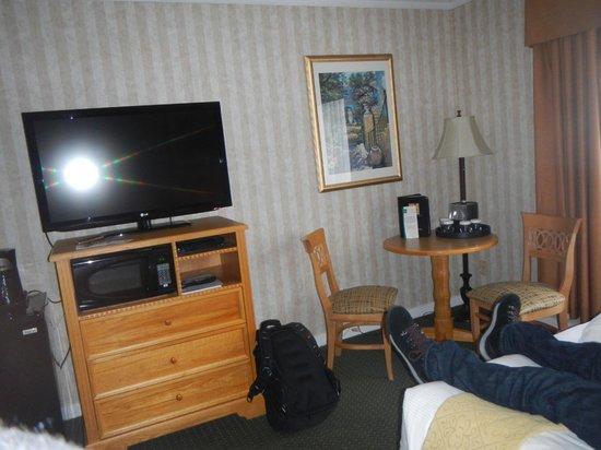 Quality Inn Downtown Inner Harbour : Room