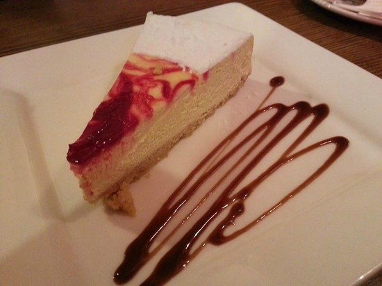 Cafe Notturno: cheese cake