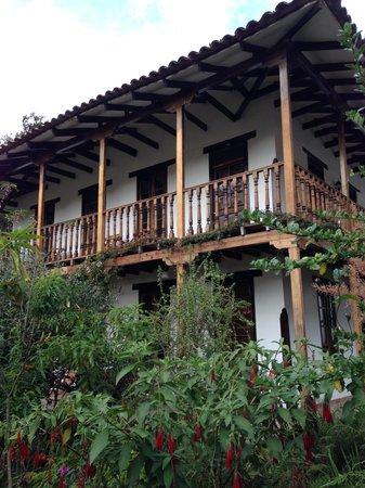 El Albergue Ollantaytambo: the beautiful hotel