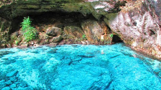 Sanctuary Cap Cana by AlSol: Excursion: Hoyo Azul