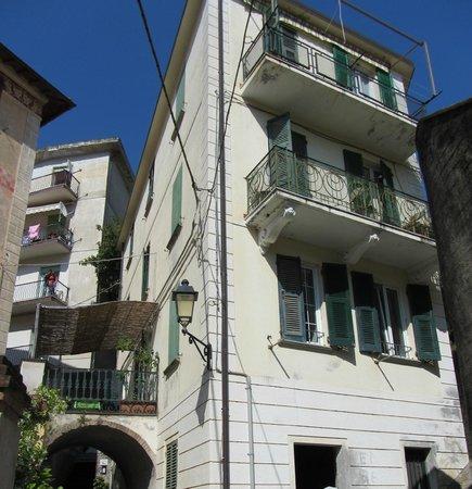 Affittacamere Da Cesare: Apartment and terrace